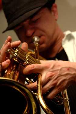 Lukasz Korybalski - trabka