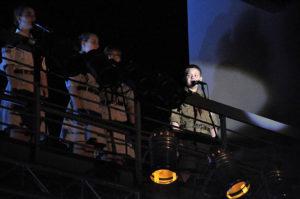 """Koncert Niepodległości 2009 - Wokaliści z III Artystycznej Drużyny Harcerskiej """"Szachraj"""""""