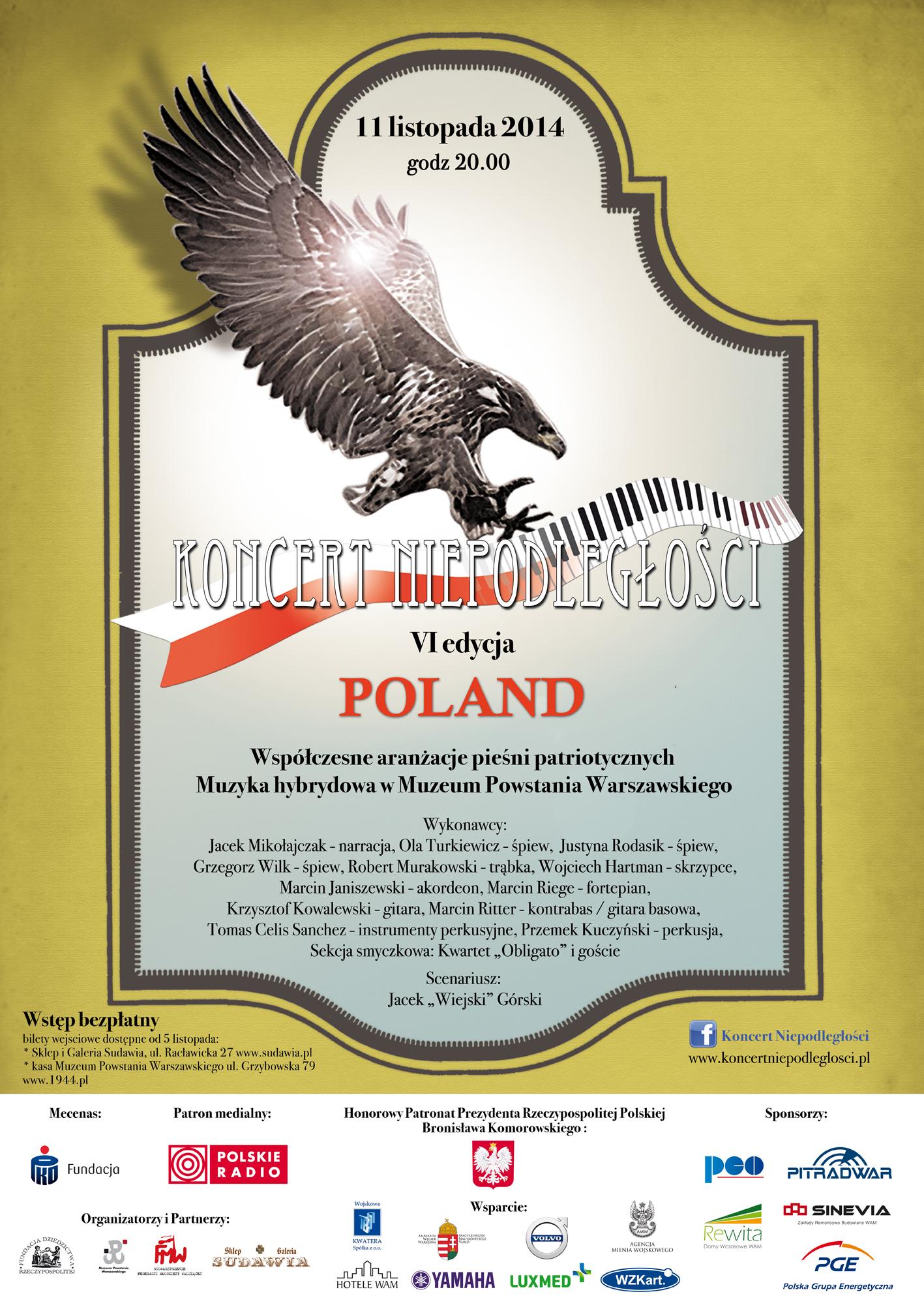 Plakat KN2014 Poland
