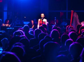 Ola Turkiewicz, Koncert Niepodległosci 2011. Fot.Dawid Korczyński