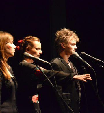 Justyna Rodasik, Ola Turkiewicz, Grzegorz Wilk. VI Koncert Niepodleglosci pt. Poland. Fot. Dorota Smolarek