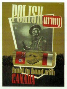 W. Meyer. Polski plakat wojenny. Londyn 1944